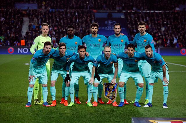 Şampiyonlar Ligini En Çok Kazanan Takımlar Barcelona - Kurgu Gücü