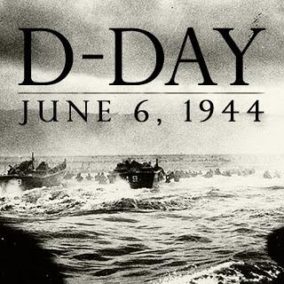 Omaha Beach, Normandy, June 6, 1944
