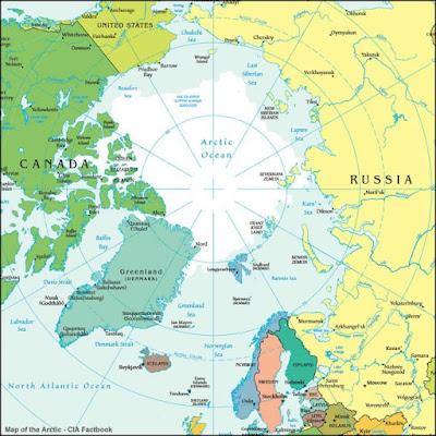 Kenapa Ukuran Greenland Terlihat Besar di Peta - Apa yang Menyebabkan
