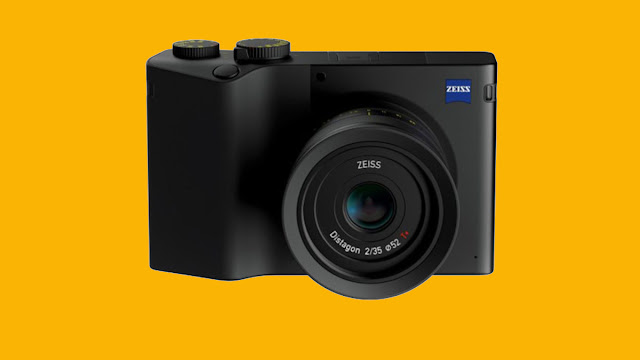 Zeiss ZX1 - OS Android Camera