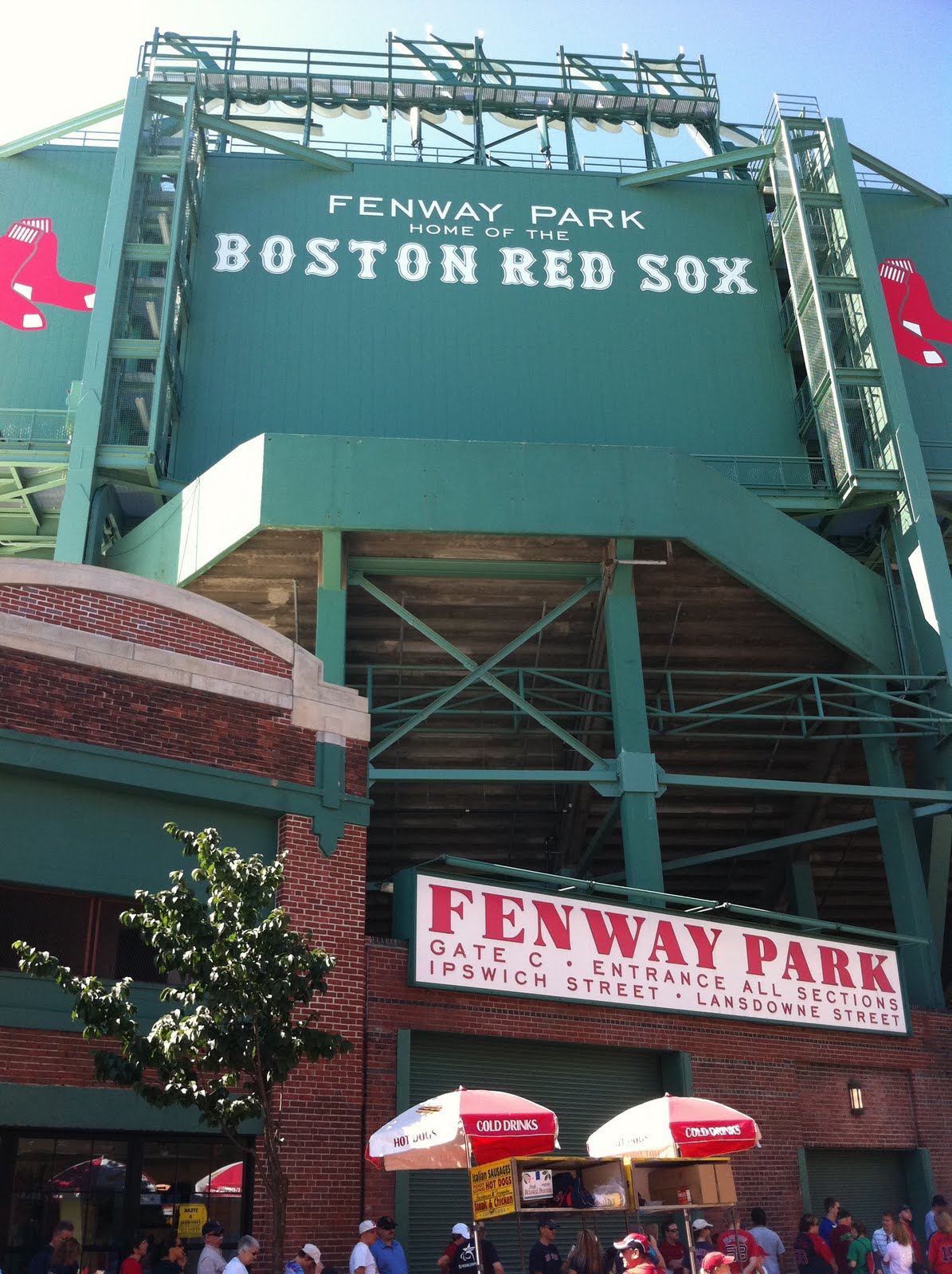 Fenway Park Iphone Wallpaper | www.imgkid.com - The Image ...