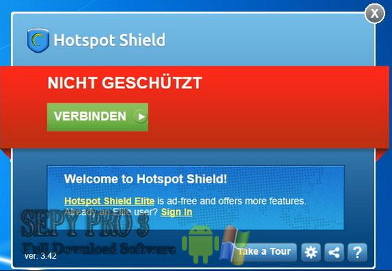 Download hotspot shield versi lama android