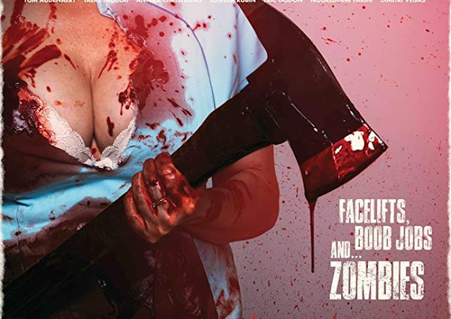 'Yummy': Cirugía plástica, zombies y sangre en la comedia de terror belga de Lars Damoiseaux [Tráiler]