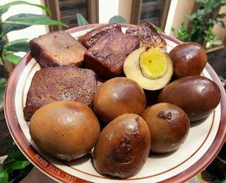 Ide Resep Masak Bacem Telur Tahu
