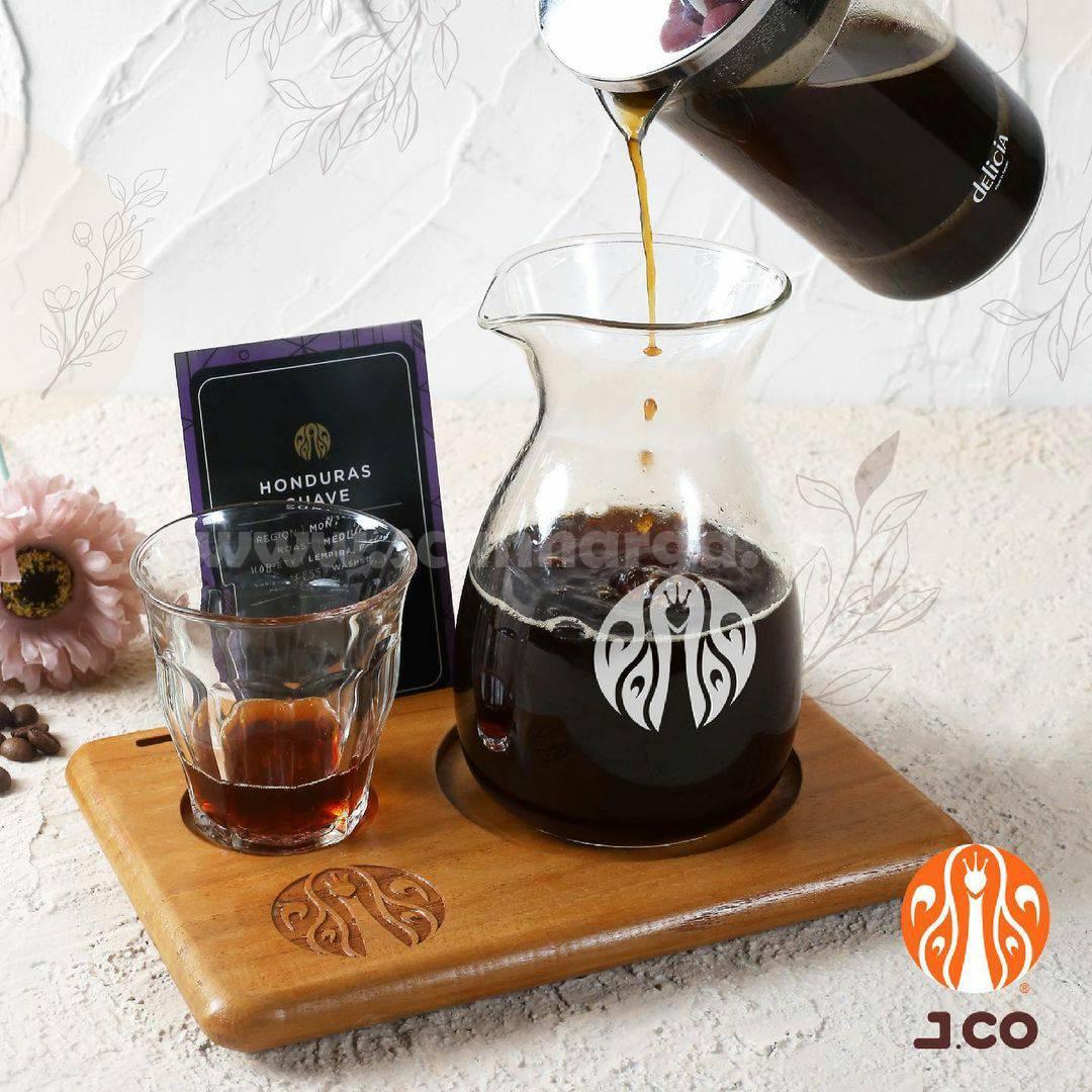 JCO Promo Harga Spesial - Beli 1 Gratis 1 Manual Brew V60 Method 14-20 Juni 2021