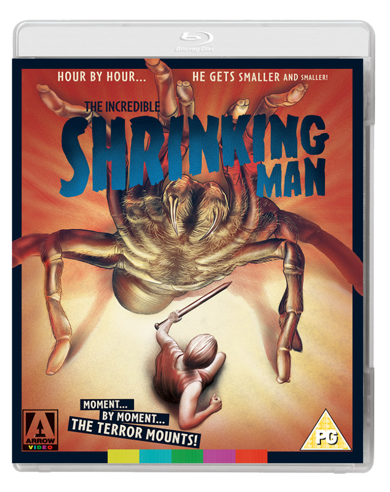 arrow video the incredible shrinking man