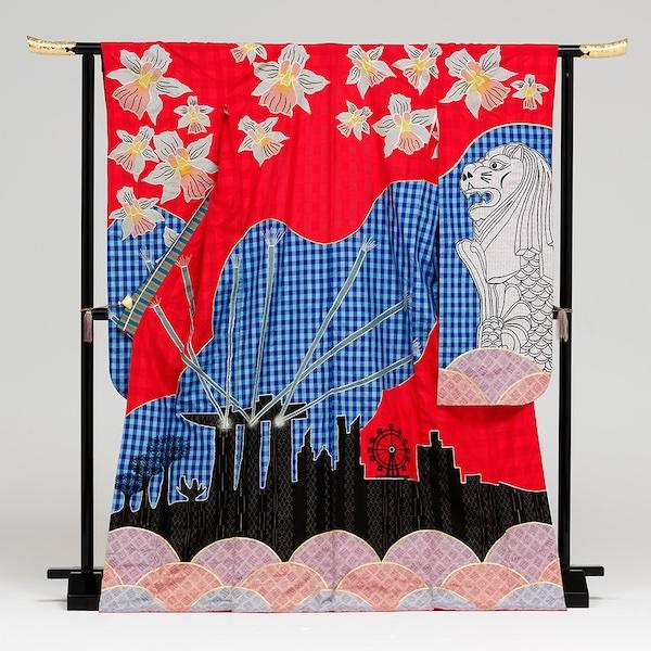 Kimono Singapura