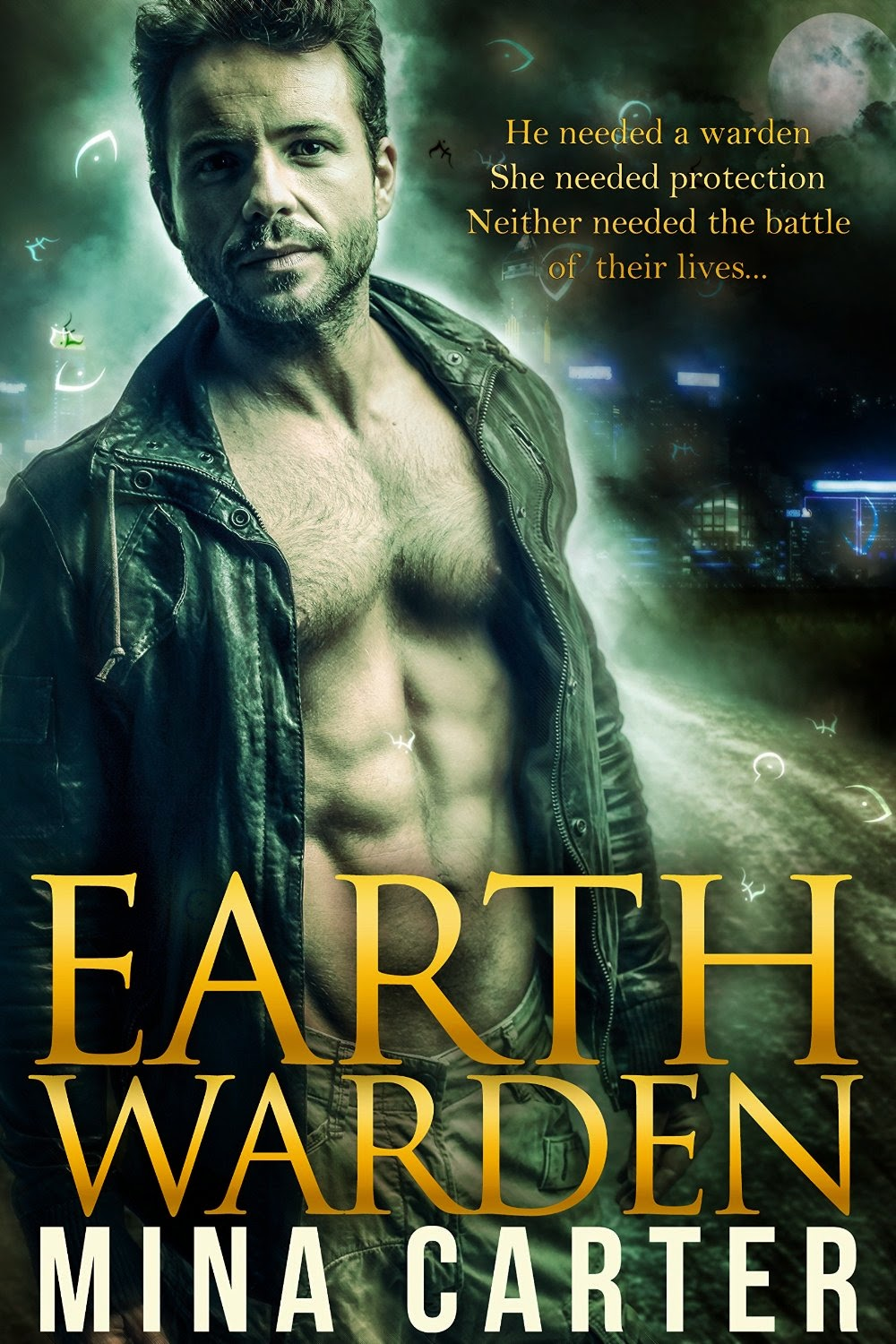 Earth Warden by Mina Carter