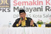 PKS Salatiga Targetkan Rekrut 1.300 Kader Baru
