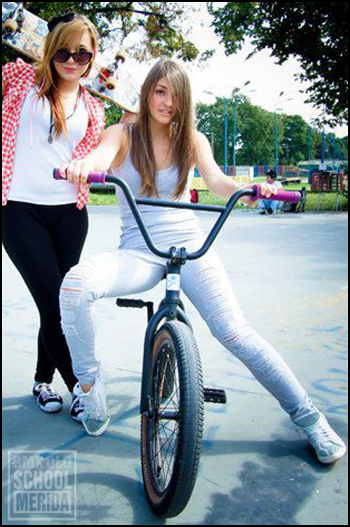 Pinterest Girls Wallpaper Bmx Old School Merida Las Chicas Bmx Os De La Semana