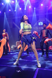 Sunny Leone Dancing on stage At Rogue Movie Audio Music Launch ~  165.JPG