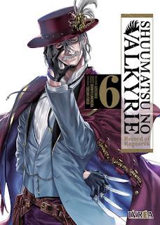 Review de Shuumatsu no Valkyrie vols 5, 6 y 7  de Shinya Umemura y Takumi Fukui, Ivréa.
