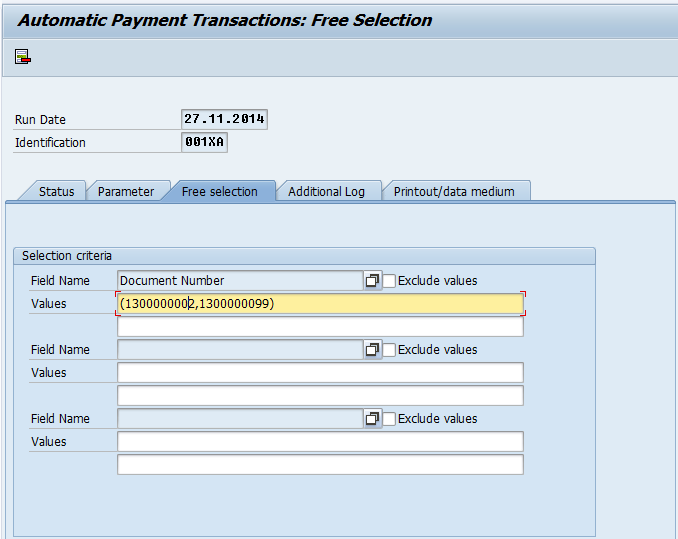 All About SAP: How to use F110 in sap - Step by Step