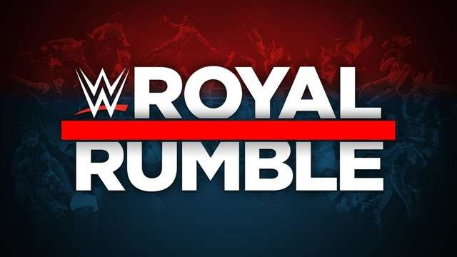 WWE Royal Rumble 2020 Match Cards