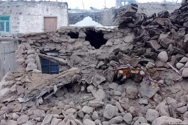 Tercer terremoto en dos días en Irán y Turquía