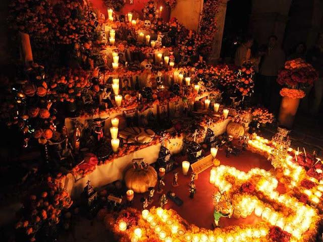 Día de Muertos, una celebración sincrética