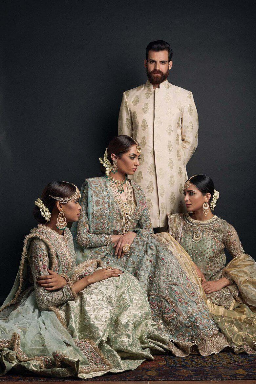 Pakistani Designer Zara Shahjahan Bridal Walima Dresses with Prices