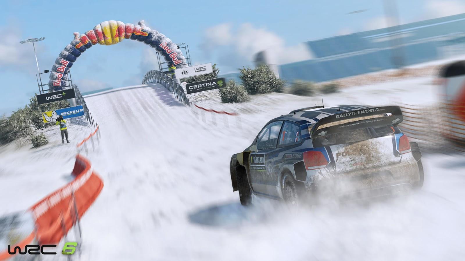 WRC 6 FIA World Rally Championship ESPAÑOL PC (STEAMPUNKS) + REPACK 4 DVD5 (JPW) 4