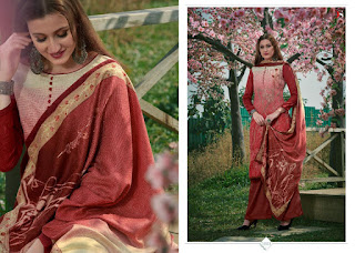 Deepsy Gulnaz Pashmina Salwar Kameez Collection