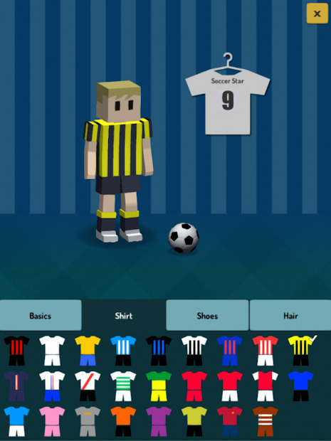Champion Soccer Star Hileli APK - Enerji Para Hileli APK