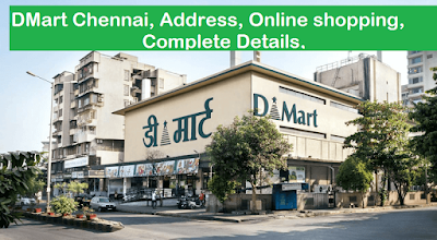 D'mart Chennai