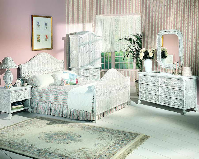 Girls bedroom furniture sets cozy pinkbungalow - White bedroom furniture for girl ...