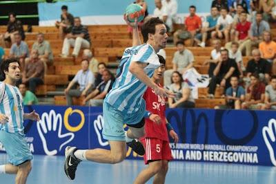 Argentina derrota 30x29 a Corea y queda cerca de la segunda fase   Mundo Handball