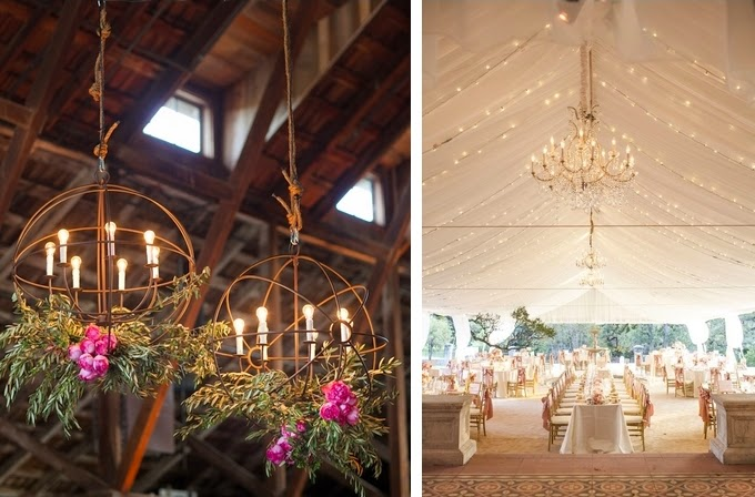 Chandeliers Creative Lighting Ideas For Your Wedding Reception