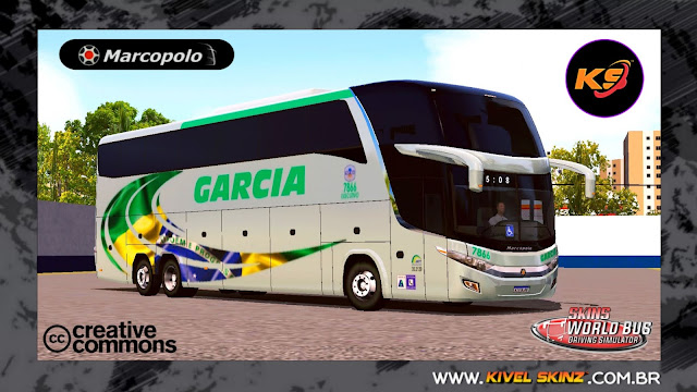 PARADISO G7 1600 LD - VIAÇÃO GARCIA EXECUTIVO