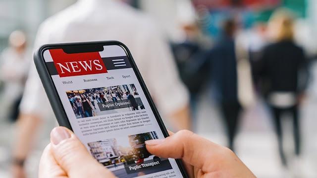43% dos brasileiros preferem notícias parciais, mostra pesquisa