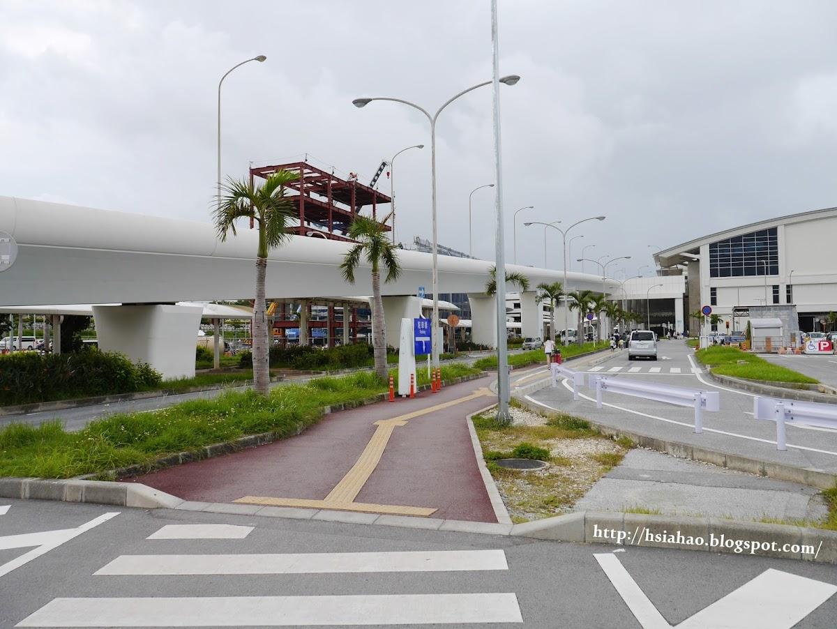 沖繩-那霸機場-攻略-國內線-國際線-自由行-旅遊-旅行-Okinawa-Naha-airport