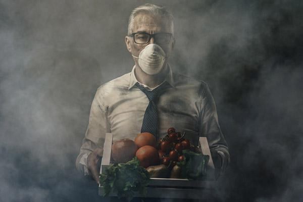 Saiba como combater os efeitos de agrotóxicos nos alimentos