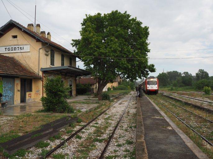 Κ. Καραμανλής: Προτεραιότητα η σιδηροδρομική γραμμή Θεσσαλονίκη – Τοξότες
