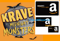"Concorso ""Krave Midnight Monster"" : vinci gratis buoni Amazon da 500 euro"