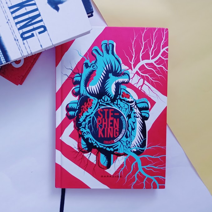 O Coração Assombrado de Stephen King, por Lisa Rogak