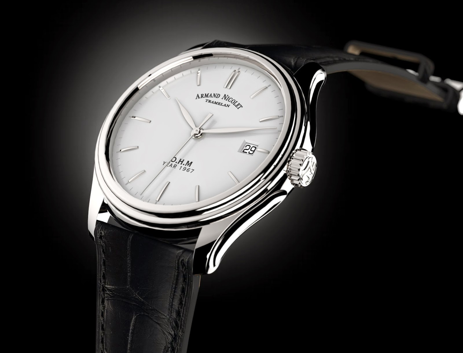 Armand Nicolet O.H.M. L15 Limited Edition