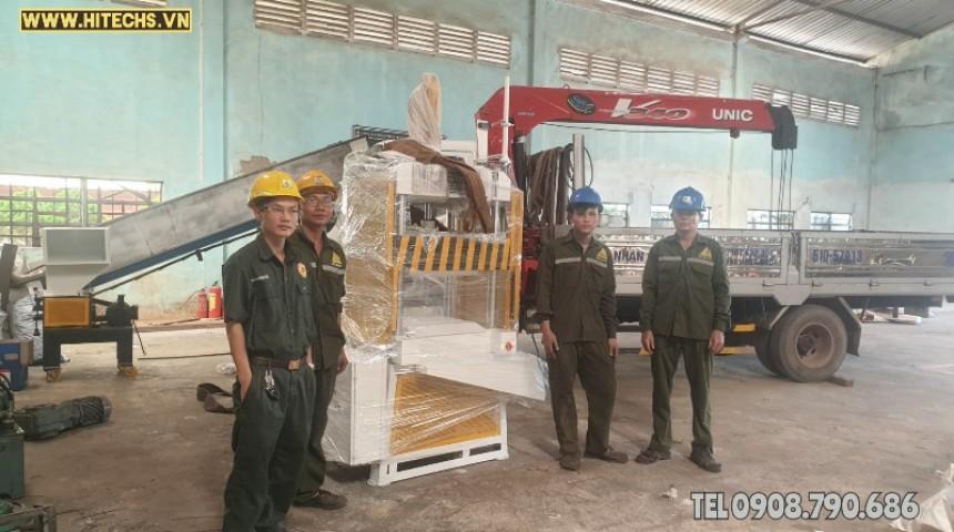 Four culumn hydraulic press machine máy ép thủy lực 4 trụ