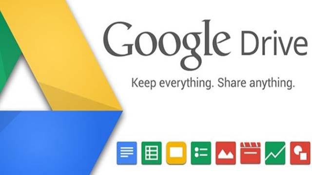 Google Drive - Layanan Cloud Computing Terbaik