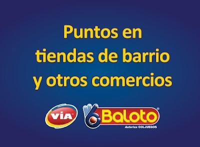 Puntos Baloto Barranquilla