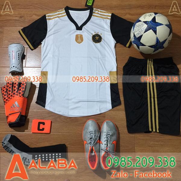 Áo đội tuyển Đức vải Thái Lan