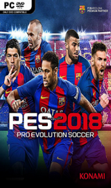 Pro Evolution Soccer 2018-CPY-Gampower