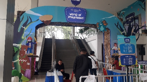 world imagination nivea ancol