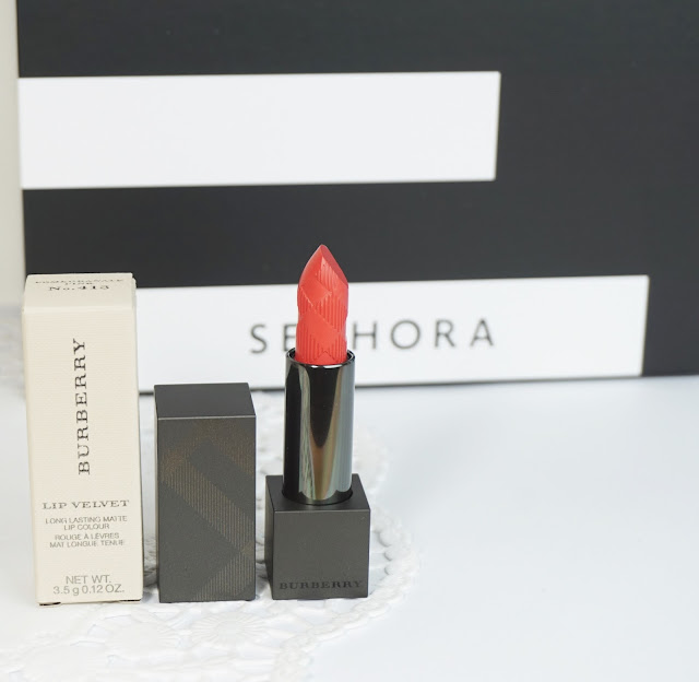 Sephora - Online-Shopping Burberry Lip Velvet