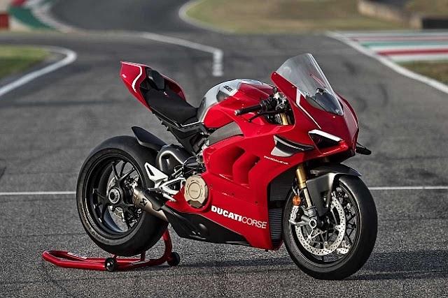Ducati Panigale V4 R Ini Hanya Dijual 1 Jutaan Saja, Tapi Dalam Bentuk Lego Super Detail