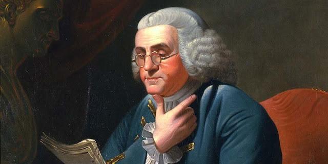 Nhà bác học Benjamin Franklin