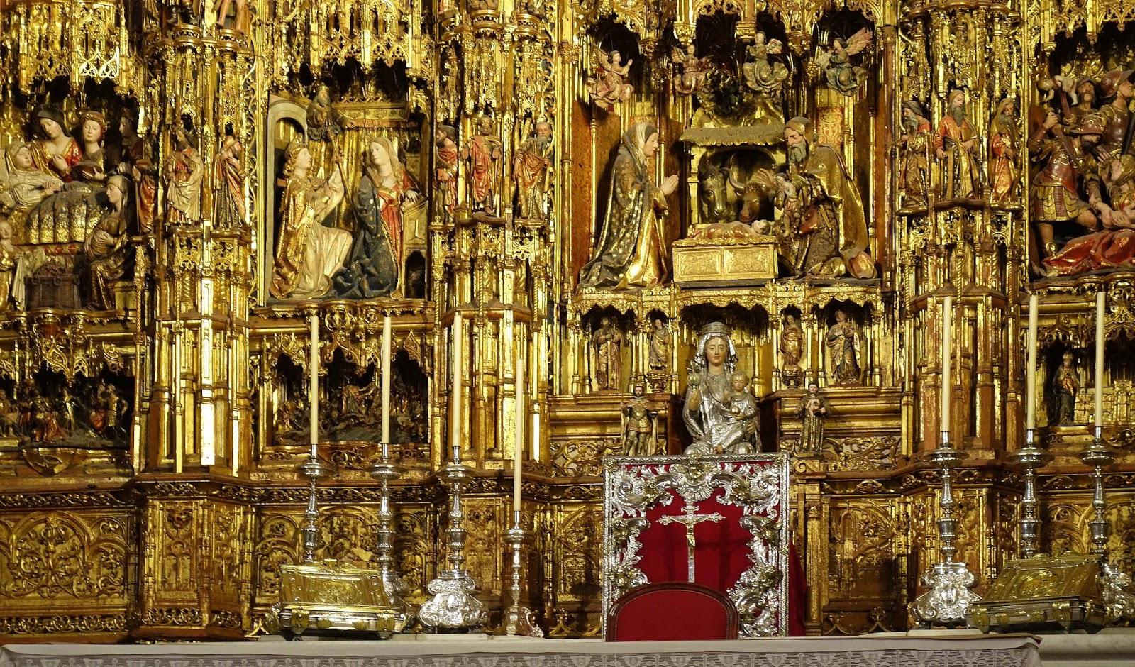 joe u0026 39 s retirement blog  seville cathedral  catedral de santa mar u00eda de la sede   seville