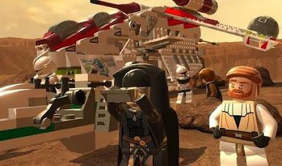 Download Lego Star Wars III The Clone Wars adalah salah satu game yang sangat keren dan bisa di mainkan di PC, laptop, notebook