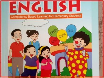 Download buku bahasa inggris SD Pdf Kelas 1,2,3,4,5,6