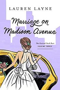 Marriage on Madison Avenue cover