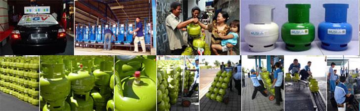 Syarat Menjadi Pangkalan Gas Elpiji Melon 3 Kg